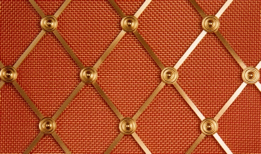 Diamond Brass Grilles P W Cannon Son Ltd Decorative Grilles